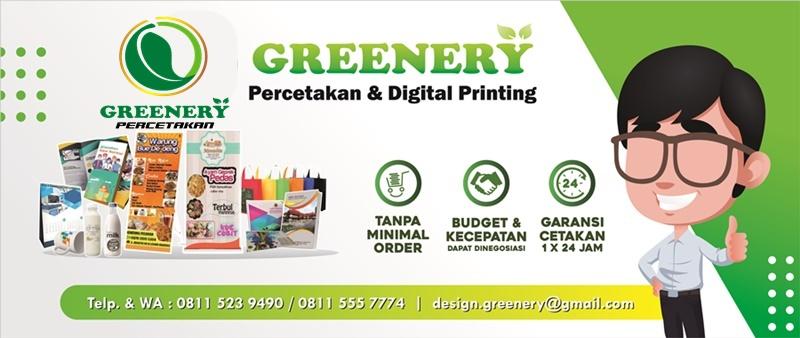 greenery percetakan palangkaraya